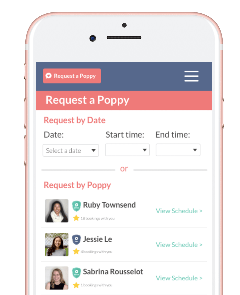 Now you can request by favoritePoppy!